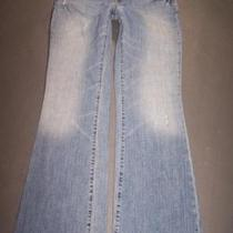 Womens Gap Original Long N Lean Jeans Size 4 X 30      3049 Photo