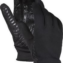 Womens Gloves Winter Liners Skiing Snowboarding Burton Soft Shell Stretch L/xl Photo