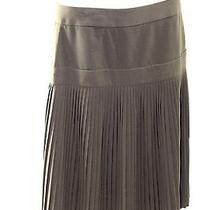 Womens Grace Elements Brown Flare Out Skirt Photo