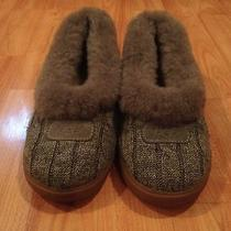Womens Grey Size 5 Ugg Slippers Photo