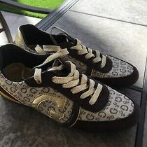 Womens Guess Athletic Lace Tennis Shoes 9m Photo