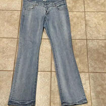 Womens Guess Jeans Size 32 Rainbow Pockets  Photo