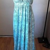 Womens Gypsy 05 Full Length Dress Sz M Photo