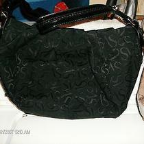 Womens Handbag Name Vera Wang in Mint Condition Black Photo