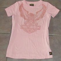 Womens Harley Davidson Trunk Shirt Size Medium Photo