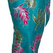 Womens Hawaiian Tropics Aqua Sarong Wrap - One Size Fits All Photo