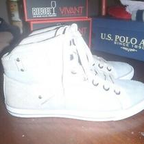 Womens High Top Sneaker/ Boots G by Guess Size 8 Man Made Materials Vegan .99 Photo