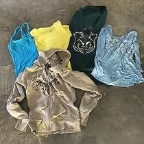 Womens Hollister American Eagle Element Clothes Shirts Bundle Lot Photo