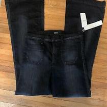 Womens Hudson Jeans Black Size 31 Bnwt Photo