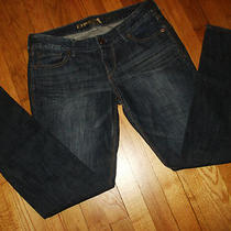 Womens Jeans Express Stella Skinny Size 6 S Most Excellent Waist Is 32 1/2