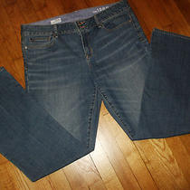 Womens Jeans Gap 1969 Perfect Boot Size 33/16r Size 16 Waist 38 1/2