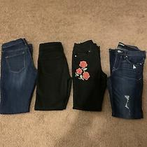 Womens Jeans Lot Size 2 Old Navy Express  Photo