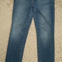 (( Womens Jeans Size 14 Reg Aeropostale Skinny Blue Flex  Photo