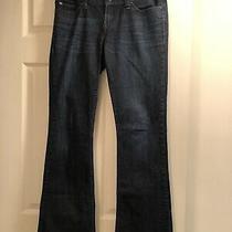 Womens Juniors Levis Demi Curve Bootcut Denim Jeans Size 9 M Great Condition Photo