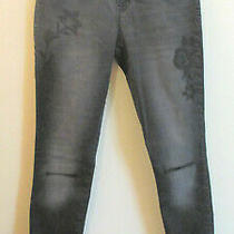 Womens Juniors Old Navy Rockstar Jeans Size 2 Nwot Photo