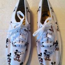 Womens Keds Mickey Mouse Size 10 Euc Photo