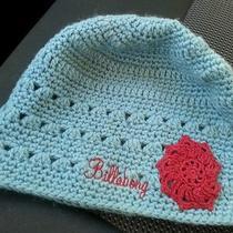 Womens Knitted Billabong Beanie Photo