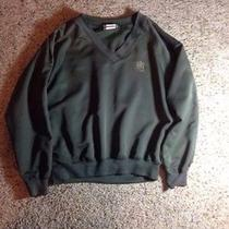 Womens La Jolla Country Club San Diego  Green Long Sleeve Golf Pullover Xs Ked Photo