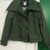 Womens Lacoste Lightweight Snow Jacket Photo