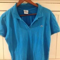 Womens Lacoste Polo Photo