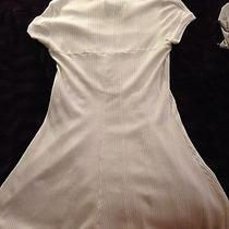 Womens Large Aiko White Dress Photo