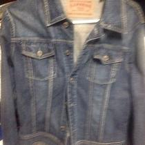 Womens Large Express Jean Jacket Photo