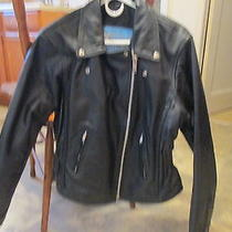Womens Leather Motorcycle Jacket   X Element by Usa Leather Photo