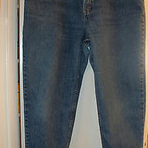 Womens Levi's 550 Relaxed Fit Classic Rise Tapered Leg Jeans Usa  20s Photo
