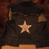 Womens Levi Vest Large Photo