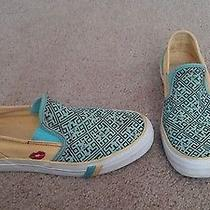 Womens Limited Edition Pro Keds Sz 8.5 Arcade Game Print Photo
