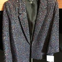 Womens Loop Blazer Jacket Size 14 New Rrp 139 Photo