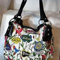 Womens Love Peace the Sac Tote Shoulder Bag Purse  Photo