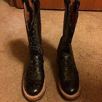 Womens Lucchese Boots 7 Photo