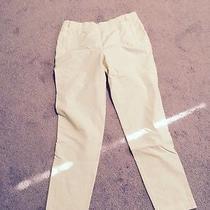 Womens Lulu Lemin Yellow Workout Pants. Size 12. Photo