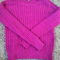 Womens Med. Nice Dress Maroon Sweater Photo