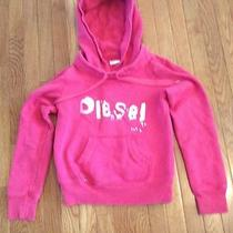 Womens Medium Diesel Hoodie  Photo