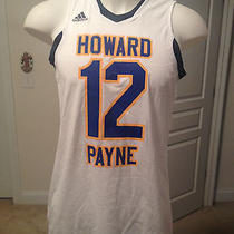 Womens Medium Howard Payne Basketball Jersey Nwt Adidas College Photo