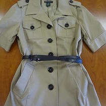 Womens Military Inspired Jacket Photo