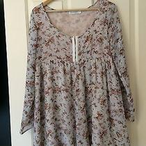 Womens Minkpink Dress Sz 14 Indie Grunge Hipster Festivals Photo