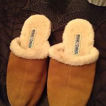 Womens Minnetonka Slippers Size 8 Photo