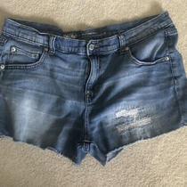 Womens Mossimo Boyfriend Shorts Jean Shorts Size 12 Free Shipping Photo