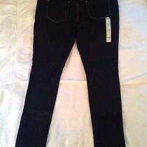 Womens Mossimo Modern Skinny Premium Denim Jeans 14 Long Photo