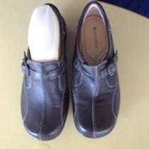 Womens Naturalizer Pursue Brown Slip on Shoes.  Size 7.5m.  Gently Worn. Photo