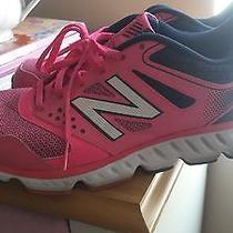 Womens New Balance Running Shoes Pink Size 9 Photo