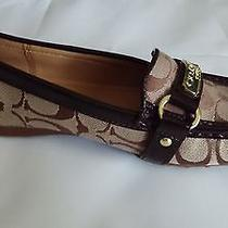 Womens New Coach New York Shoes 7.5  Photo