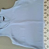 Womens New Look Vest Top - Size 12 - Blue - Excellent Condition Photo