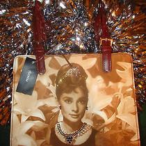 Womens New Purse Med Adorned Audrey Hepburnbreakfast at Tiffanys Rudolphskids Photo