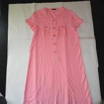 Womens Nice Theory Dress Super Light Size 8  See Measurements Photo