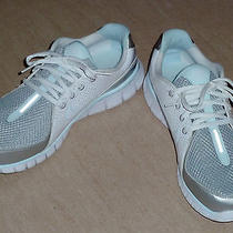 Womens Nike Air Max Sneakers Teal White Size 8 Photo