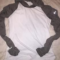 Womens Nike Element Running Hoodie Drifit S Photo